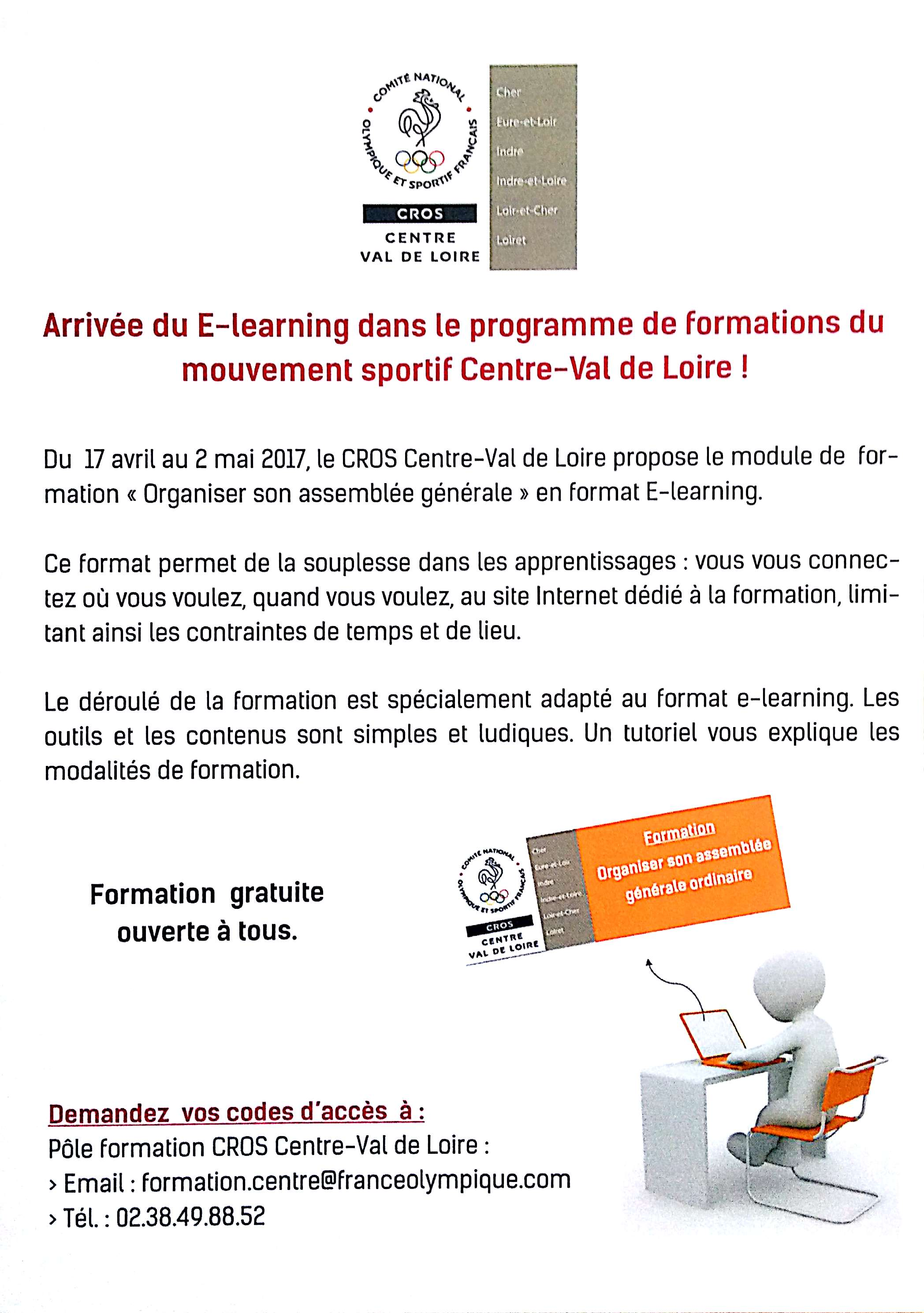 formation e-learning CROS 2017