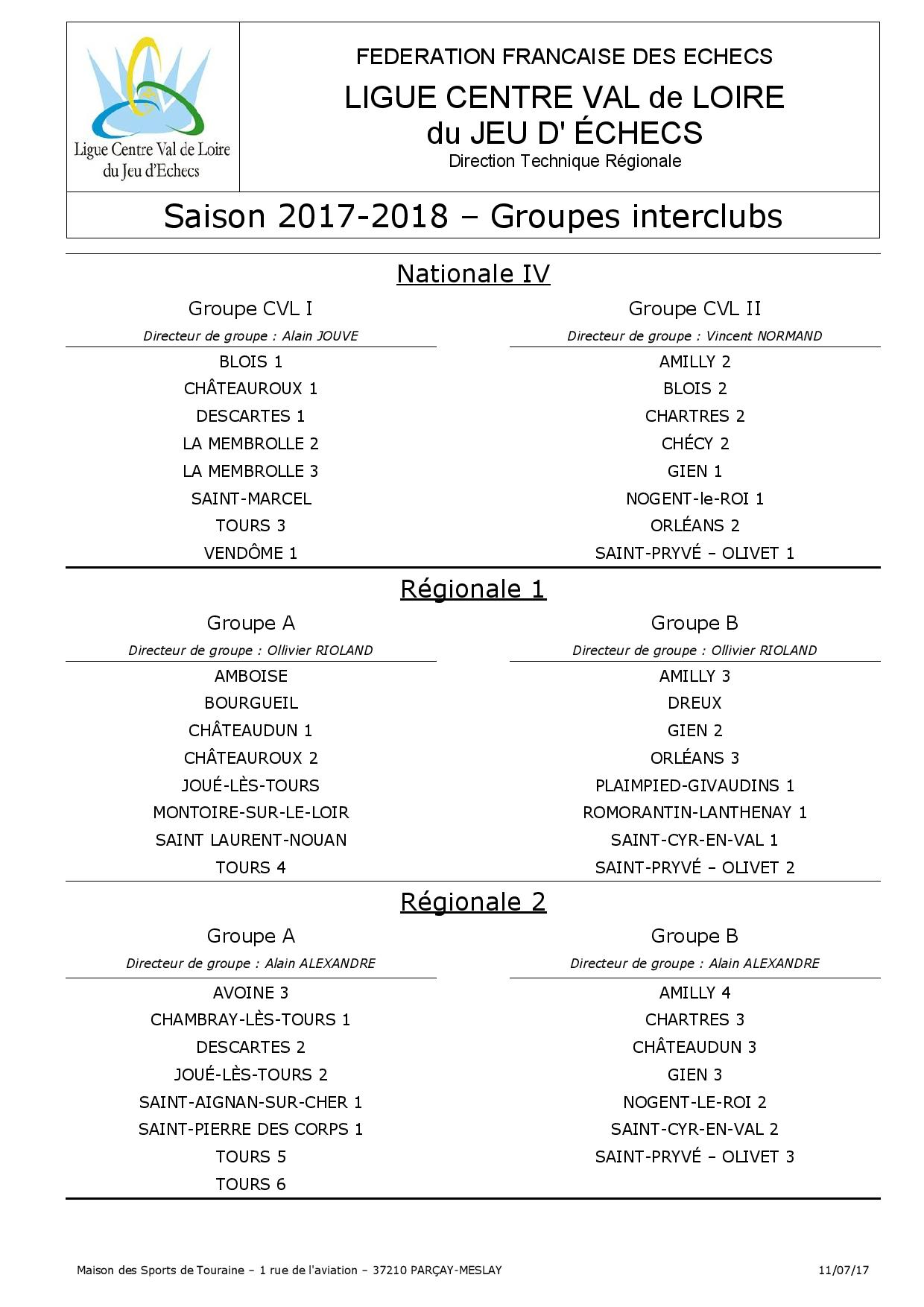 Ligue CVL - Groupes interclubs 2017-2018-page-001
