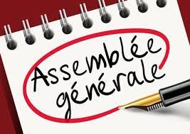 Assemblée generale ordinaire du 3 octobre – les documents