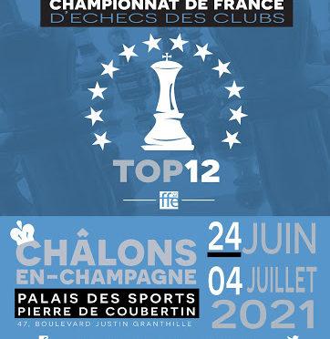 C'Chartres 5ème du TOP12 ! Félicitations