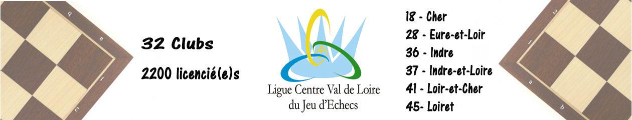 Site Officiel de la Ligue Centre Val de Loire des Echecs